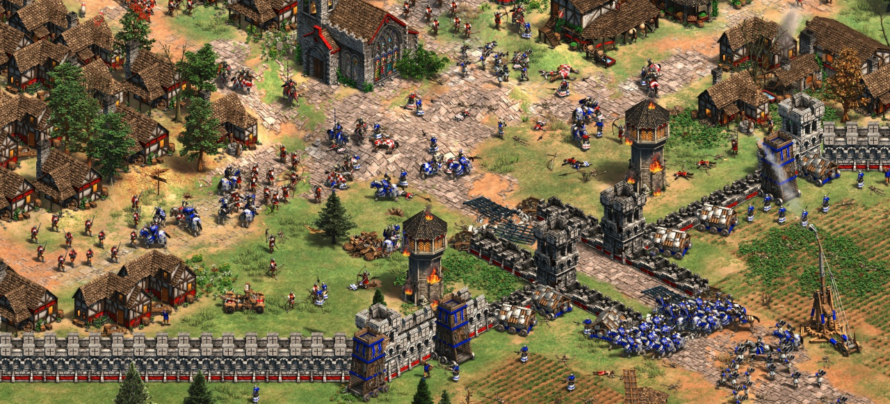 Age of Empires 2: Definitive Edition (Taktik & Strategie) von Microsoft