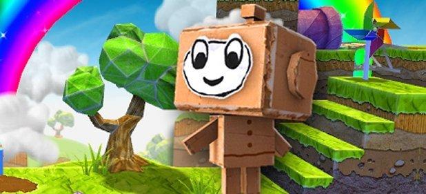 Paper Monsters (Plattformer) von Apple