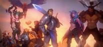 Crowfall: Online-Rollenspiel mit dynamischen Welten und PvP-Fokus erscheint am 6. Juli