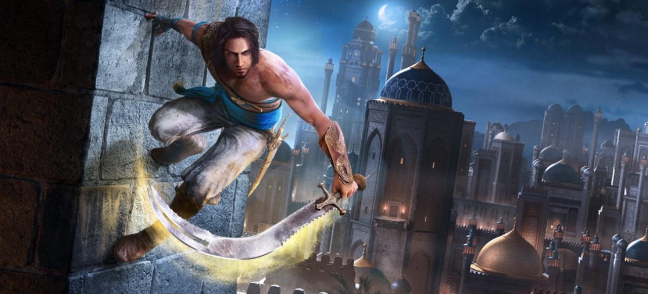Prince of Persia: The Sands of Time Remake (Plattformer) von Ubisoft