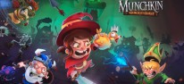 Munchkin: Quacked Quest: Trailer: Munchking of Disco