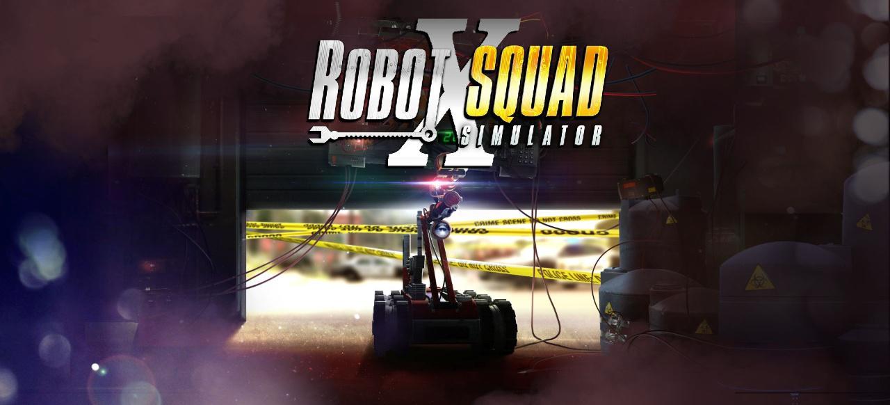 Robot Squad Simulator X (Simulation) von Ultimate Games