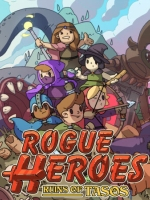 Alle Infos zu Rogue Heroes: Ruins of Tasos (PC,Switch)