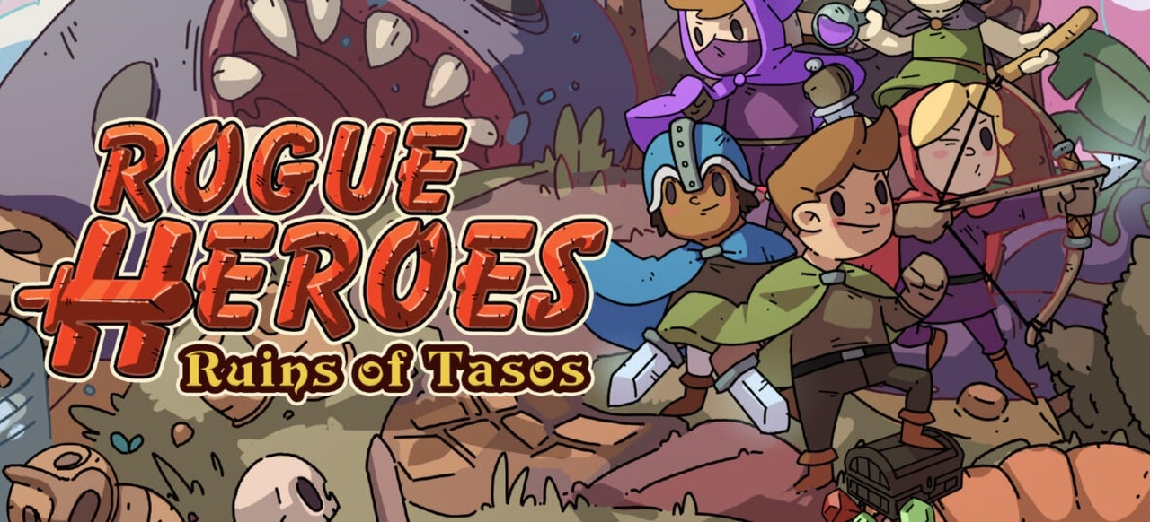 Rogue Heroes: Ruins of Tasos (Rollenspiel) von Team17