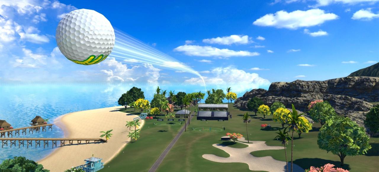 Test: Everybody's Golf VR