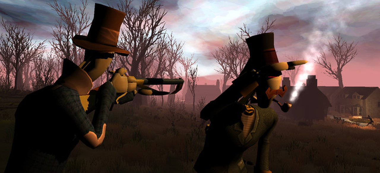 Sir, You Are Being Hunted (Shooter) von