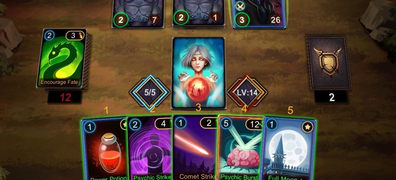 Blood Card 2: Dark Mist (Taktik & Strategie) von Pixel Cattle Games