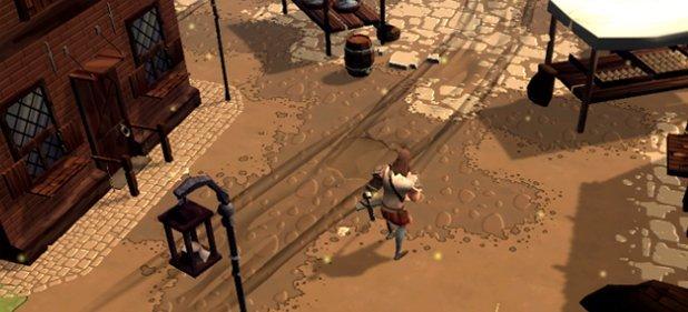 Cross of the Dutchman (Action-Adventure) von Triangle Studios