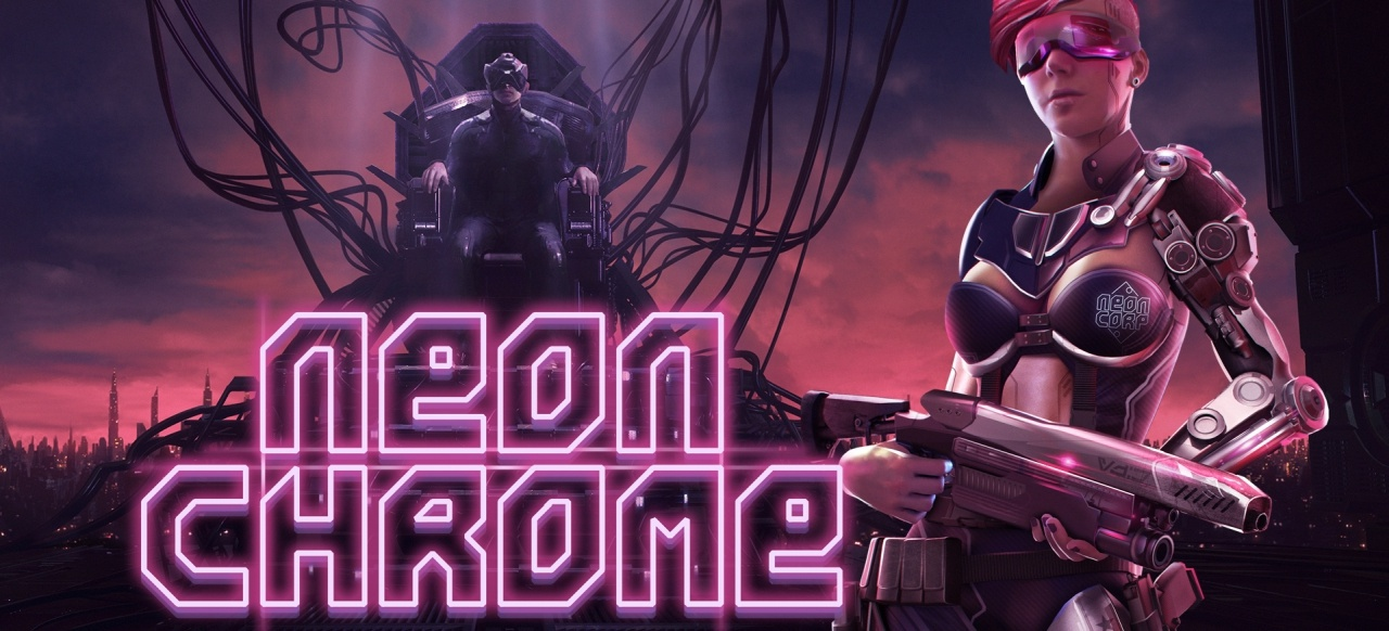 Neon Chrome (Shooter) von 10tons
