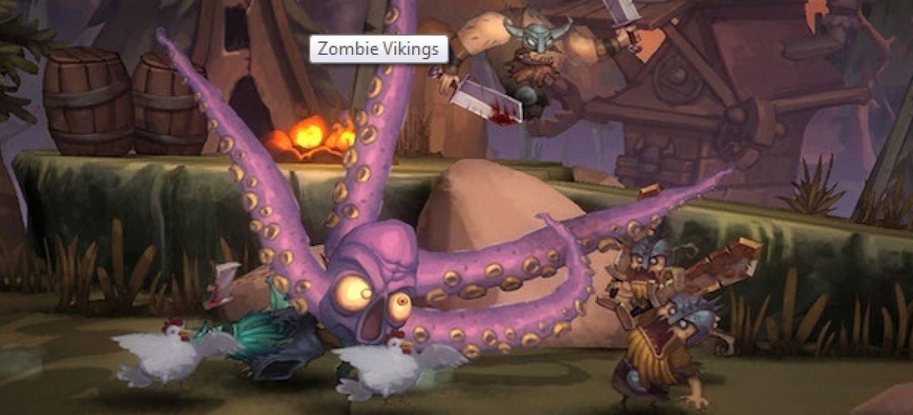 Zombie Vikings (Action) von
