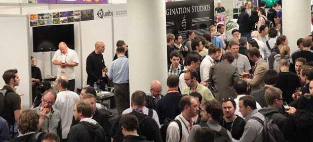 Game Developers Conference Europe 2013 (Messen) von