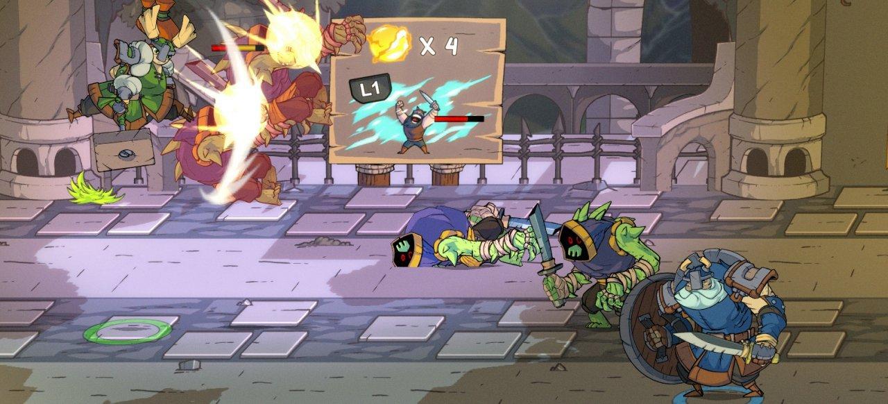 Viking Squad (Arcade-Action) von