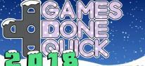 Games Done Quick: Speedrun-Spendenmarathon sammelt für die Krebsvorsorge