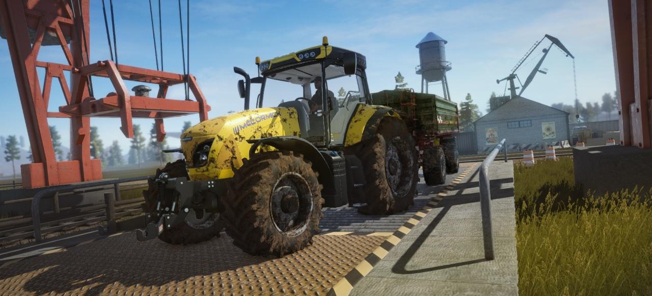 Pure Farming 2018 (Simulation) von Techland Publishing