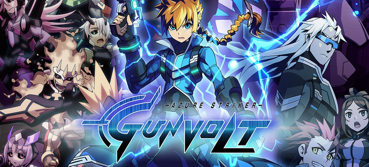 Azure Striker Gunvolt (Action) von Inti Creates / Nintendo