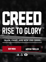 Alle Infos zu Creed: Rise to Glory (HTCVive,OculusRift,PlayStationVR,VirtualReality)