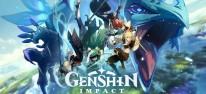 Genshin Impact: Action-Adventure wird für PS4 umgesetzt; Breath of the Wild lässt grüßen
