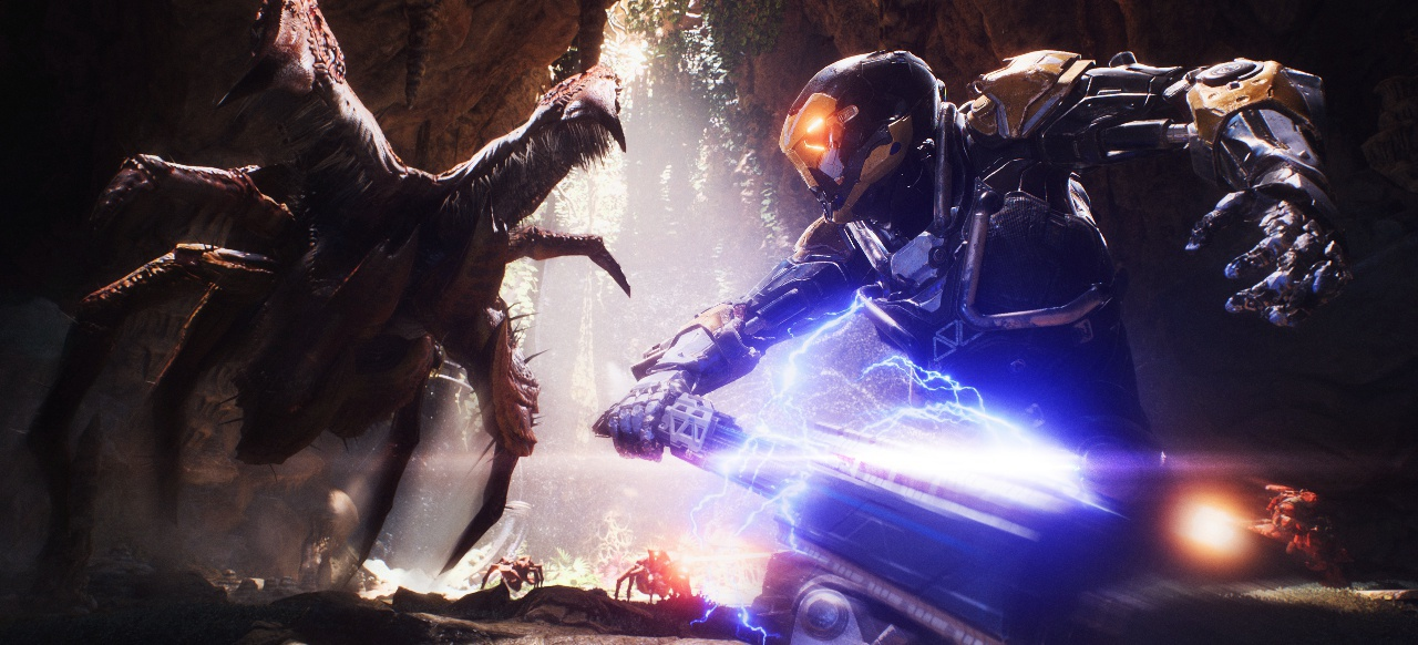 Anthem (Shooter) von Electronic Arts