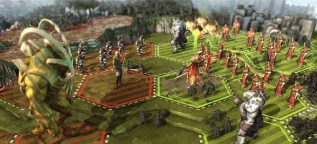 Endless Legend (Taktik & Strategie) von Iceberg Interactive / SEGA