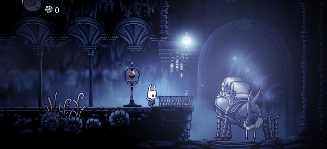Hollow Knight (Geschicklichkeit) von Team Cherrry