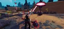 Eden Rising: Supremacy: Kooperative Open-World-Action mit Tower-Defense- und Survival-Elementen