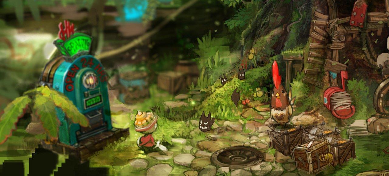 Happy Dungeons (Rollenspiel) von Toylogic