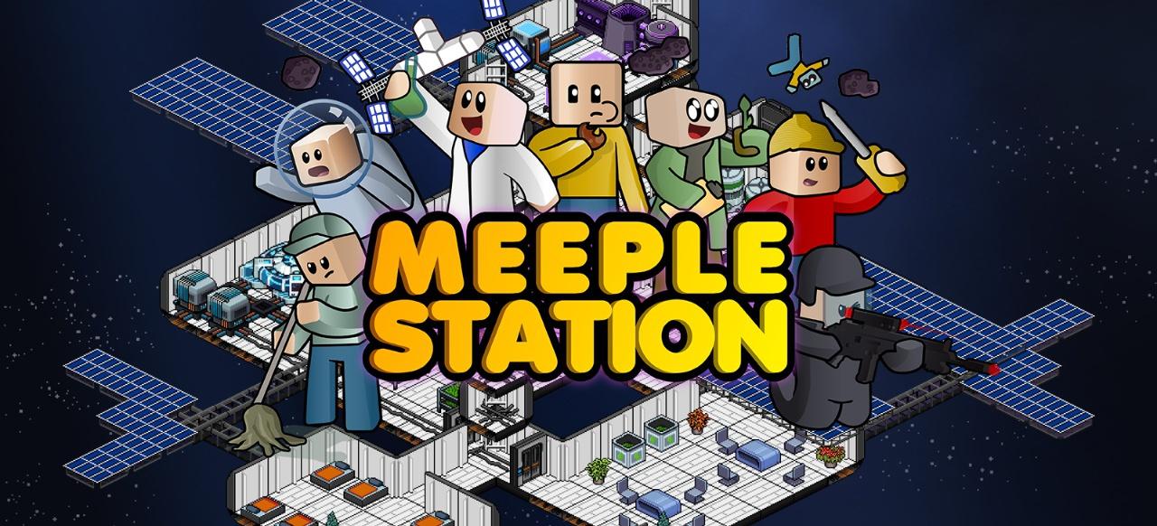 Meeple Station (Simulation) von Modularity