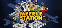 Meeple Station: Raumstation-Simulation hat den Early Access verlassen
