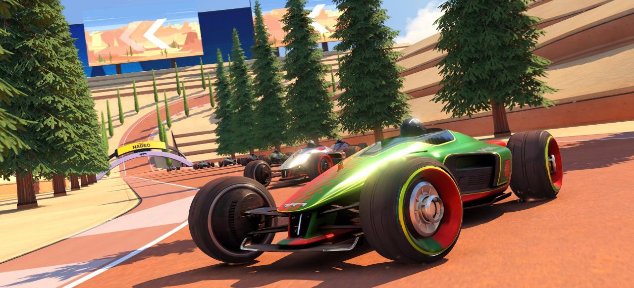 Trackmania (Rennspiel) von Ubisoft