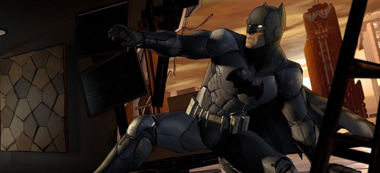 Batman: The Telltale Series - Episode 3: New World Order (Adventure) von Warner Bros. Interactive Entertainment