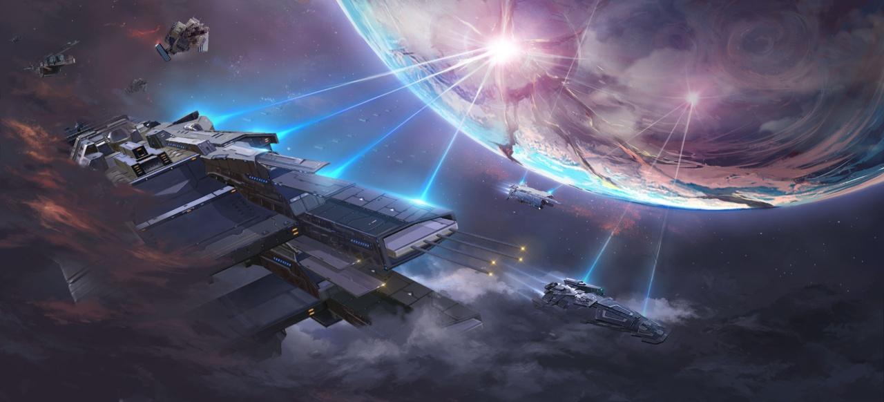 Stellaris: Galaxy Command (Taktik & Strategie) von Paradox Interactive