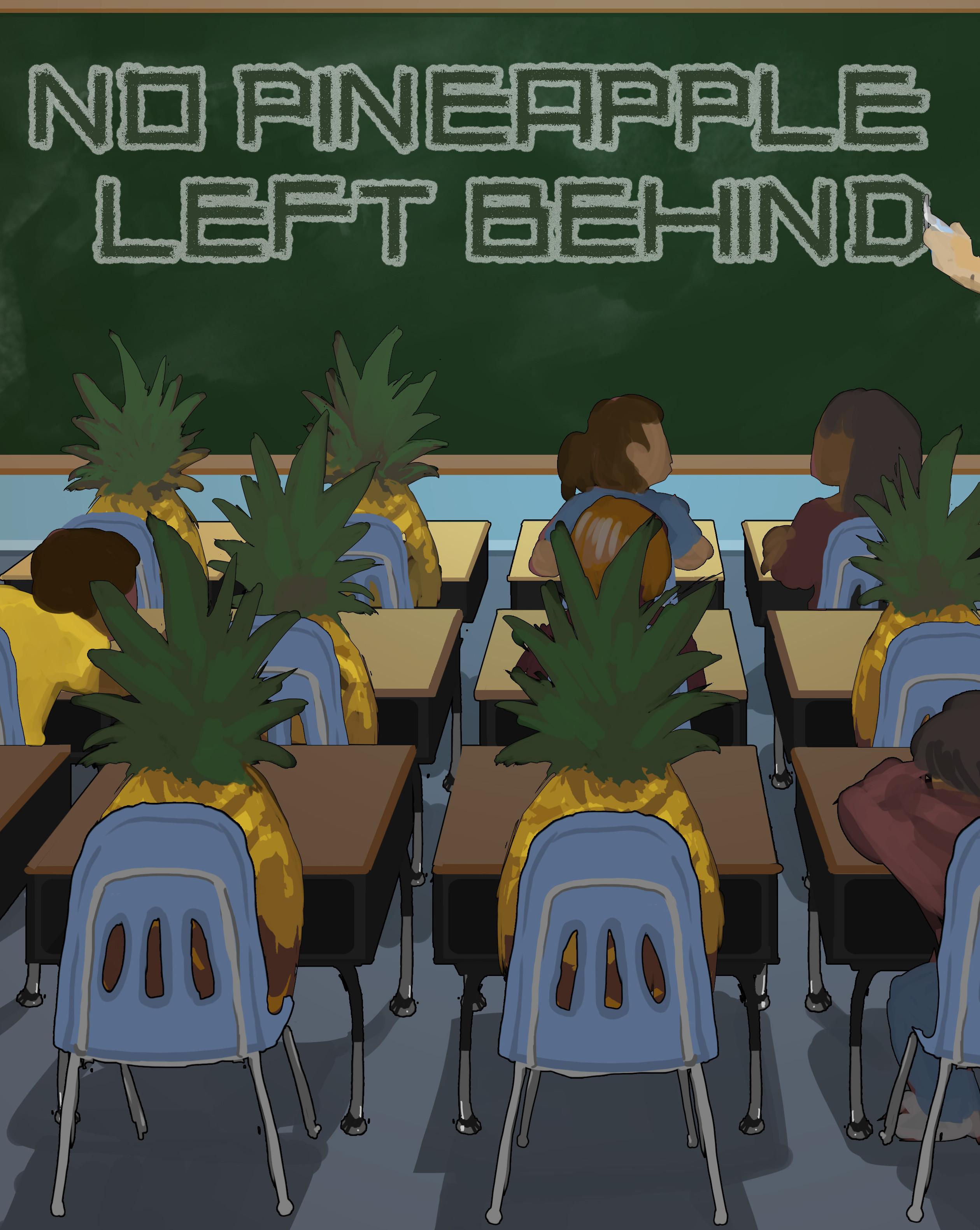 Alle Infos zu No Pineapple Left Behind (PC)