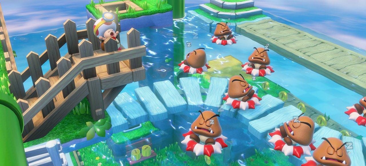 Captain Toad: Treasure Tracker (Logik & Kreativität) von Nintendo
