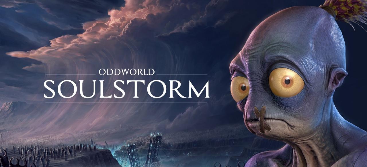 Oddworld: Soulstorm (Plattformer) von Oddworld Inhabitants / Microids