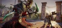 Assassin's Creed Origins: Der Fluch der Pharaonen: Trailer soll auf die anstehende Erweiterung einstimmen