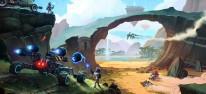 Trailmakers: Startschuss für das Sandbox-Rennspiel auf PS4