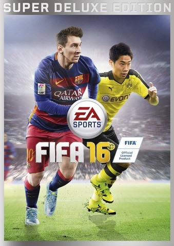 Alle Infos zu FIFA 16 (360,PC,PlayStation3,PlayStation4,PlayStation4Pro,XboxOne,XboxOneX)