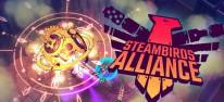 Steambirds Alliance: Kooperativer Bullet-Hell-Shooter für bis zu 60 Spieler auf Steam gestartet
