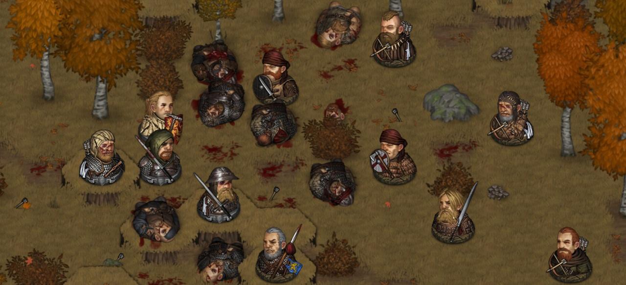 Battle Brothers (Strategie) von Overhype Studios