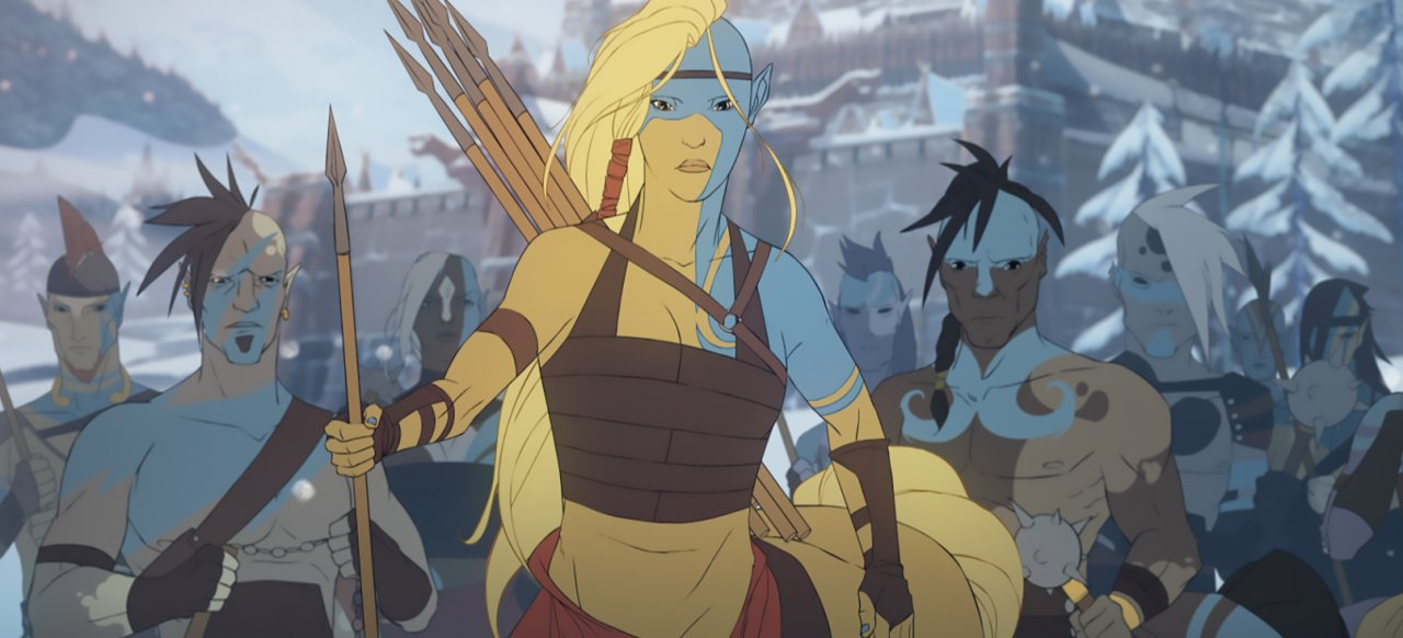 The Banner Saga 2 (Taktik & Strategie) von Versus Evil