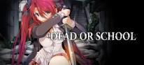 Dead or School: Apokalyptische Anime-Action schlitzt sich auf PS4 und Switch