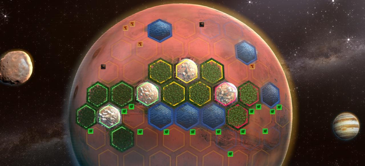 Terraforming Mars (Taktik & Strategie) von Asmodee Digital