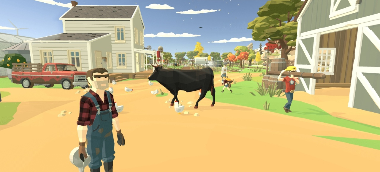 Harvest Days (Simulation) von Family Devs