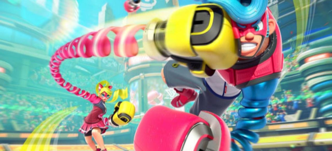 Arms (Sport) von Nintendo