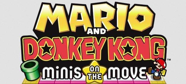 Mario and Donkey Kong: Minis on the Move (Logik & Kreativität) von Nintendo