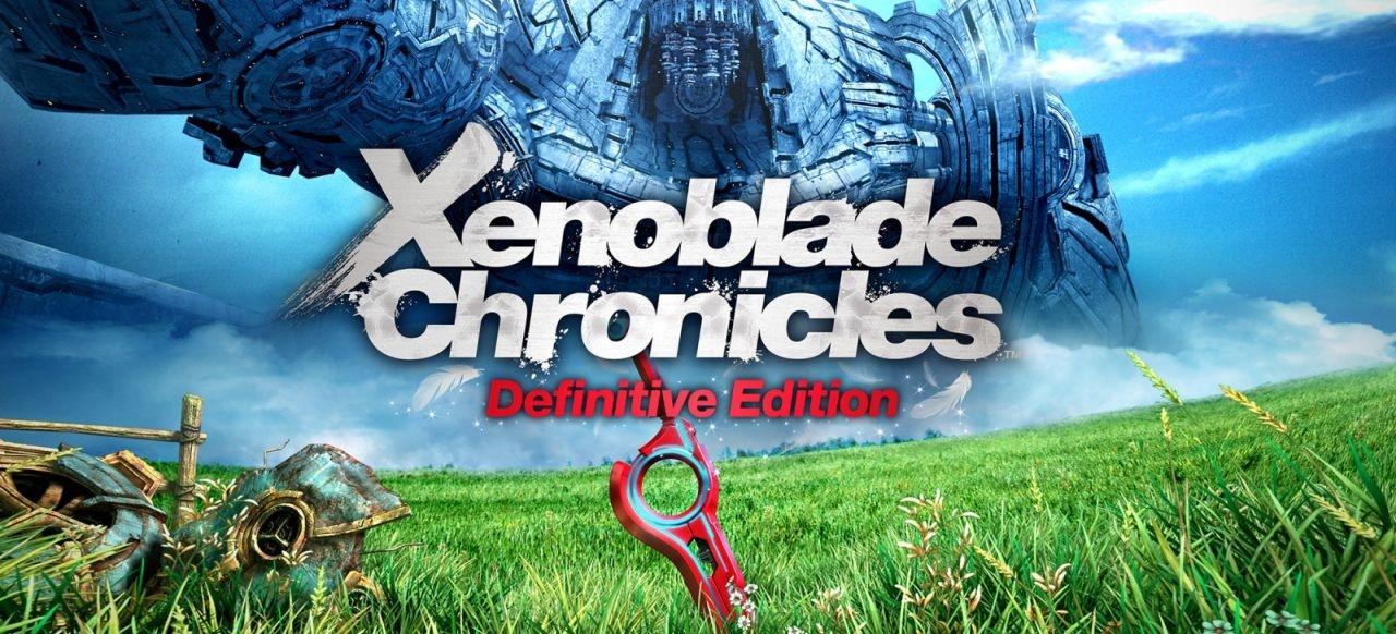 Xenoblade Chronicles: Definitive Edition (Rollenspiel) von Nintendo