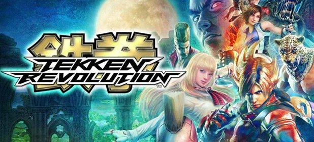 Tekken Revolution (Prügeln & Kämpfen) von Namco Bandai