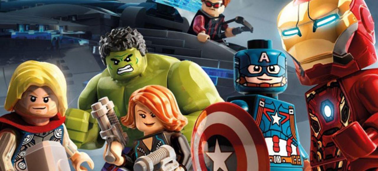 LEGO Marvel's Avengers  (Action-Adventure) von Warner Bros. Interactive Entertainment, TT Games und The LEGO Group