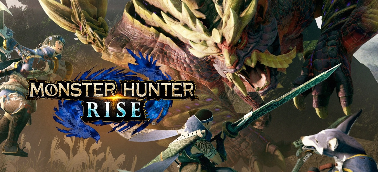 Monster Hunter Rise (Action-Adventure) von Capcom