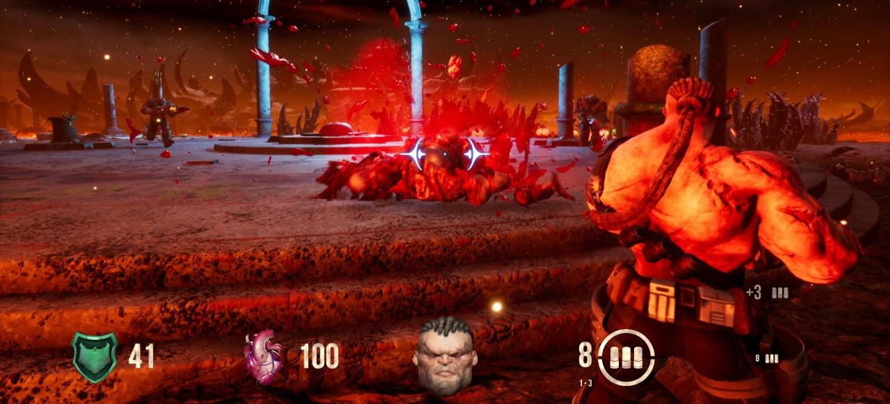 Hellbound (Shooter) von Nimble Giant Entertainment